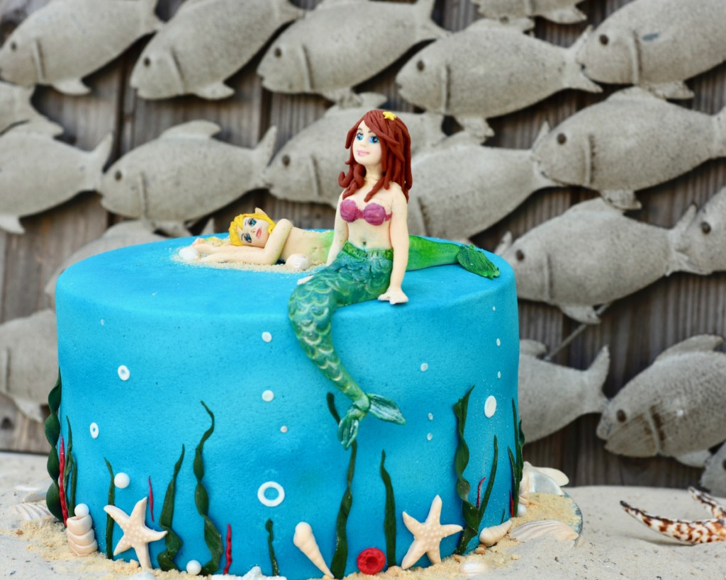 Sealife Motivtorte Blogparade Meer