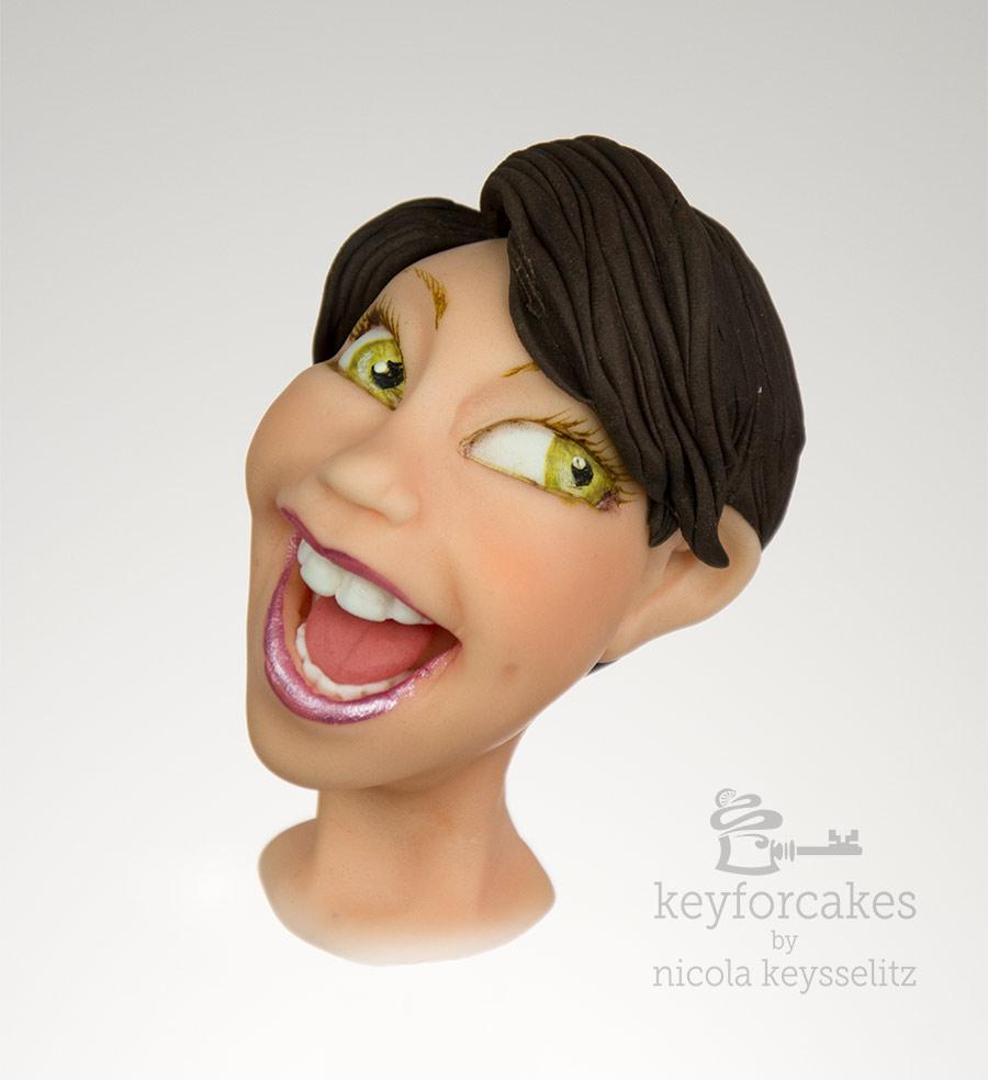 Figurenkurs Nicola Keysselitz Masterclass Gesichter