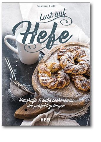 Backbuch Hefeteig Hefe-backbuch Heel Verlag
