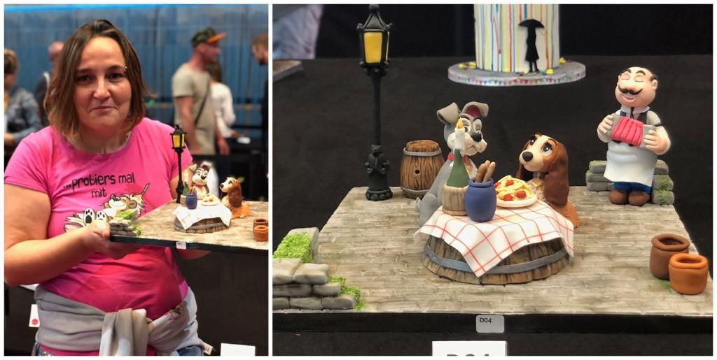 Cake Sensation kleines dekoratives Element