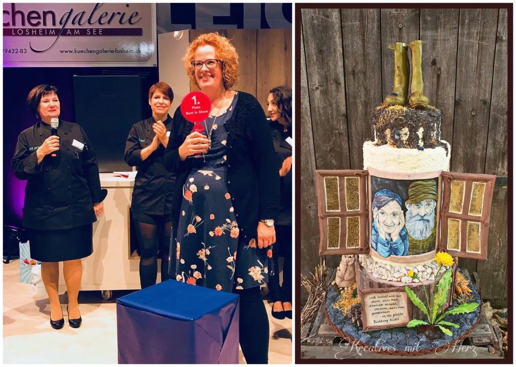 Saarbrücken Tortenmesse Gewinnerin