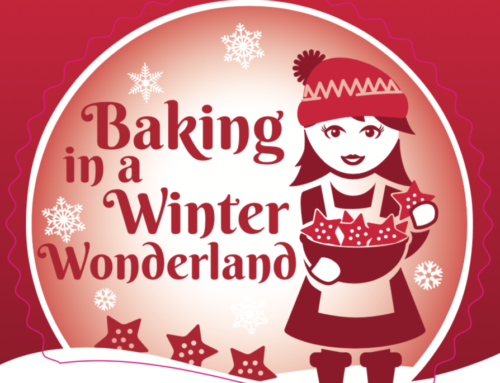 Gewinnspiel: Baking in a Winter Wonderland