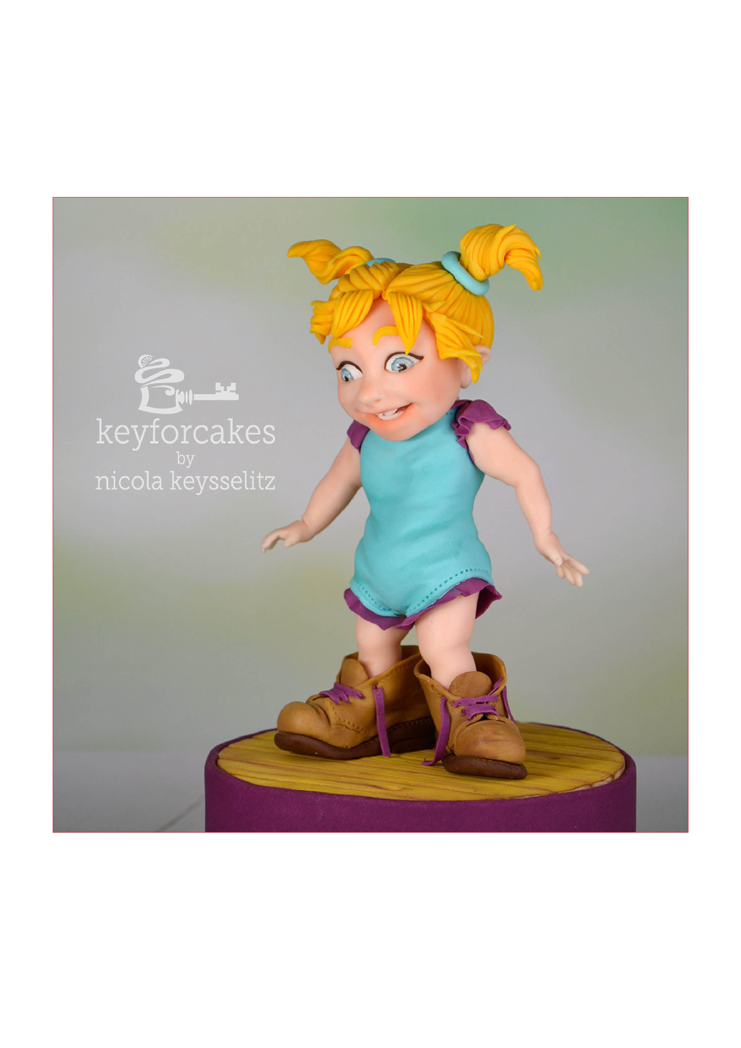 Figurenkurs Papa's Schuhe