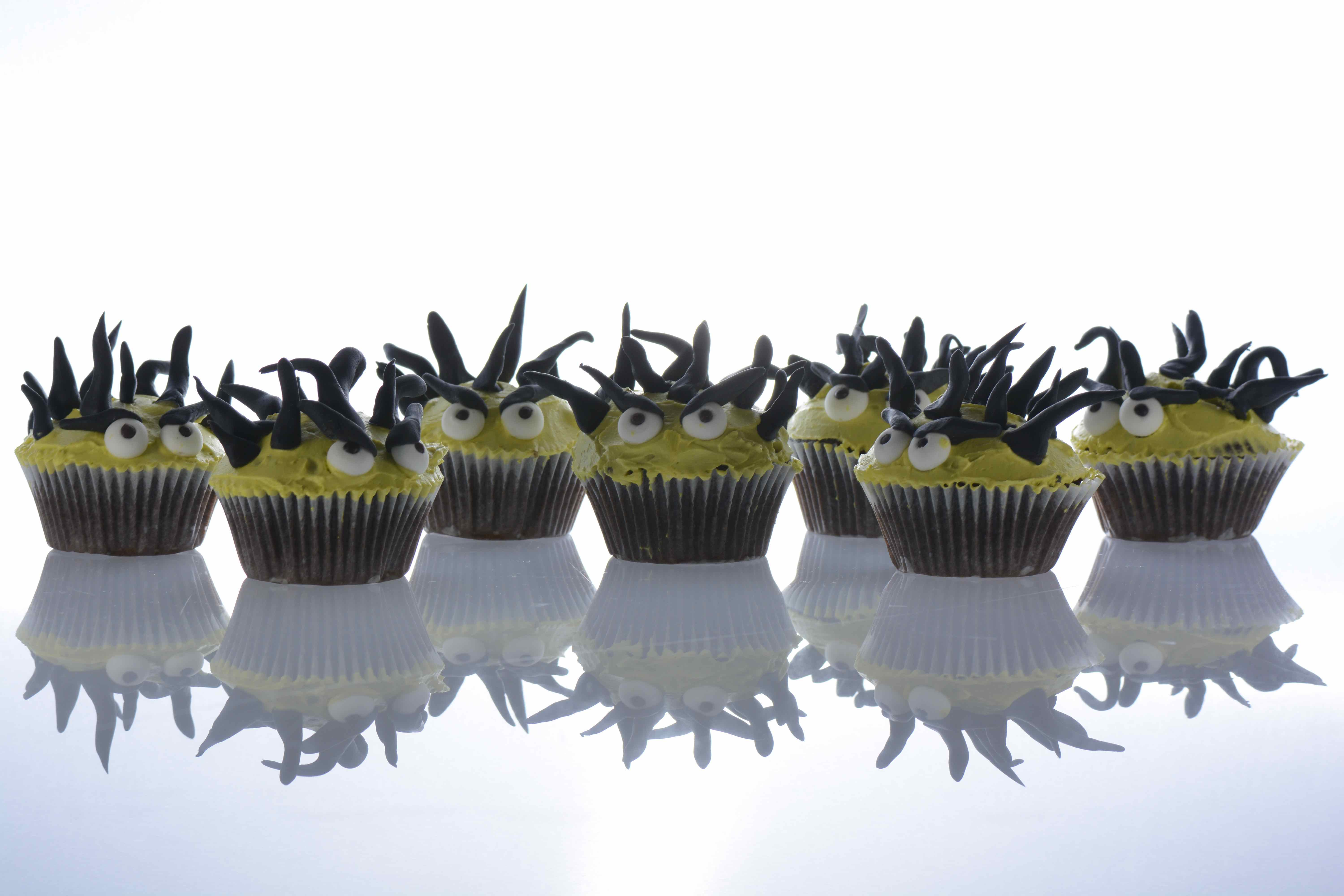 Monster Muffins