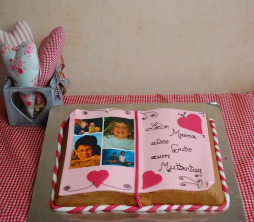 Kuchenbuch Zu Muttertag